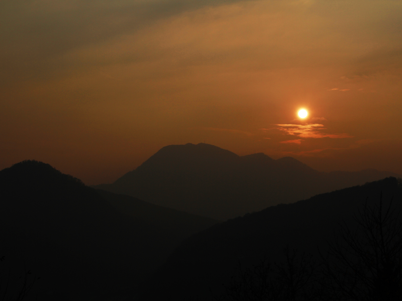 Pavel Kumer_Odhod sonca