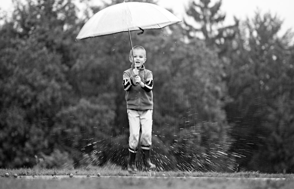Andreja Ravnak_Veselje v dežjuI