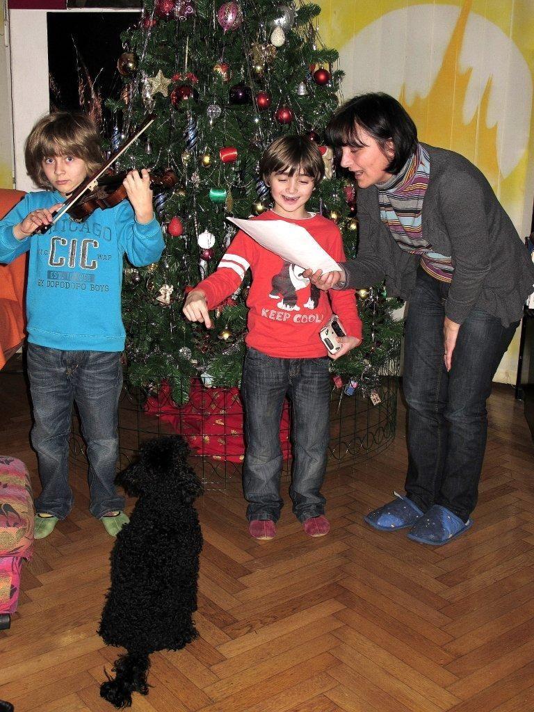 Valentin Steblovnik_Božično vzdušje