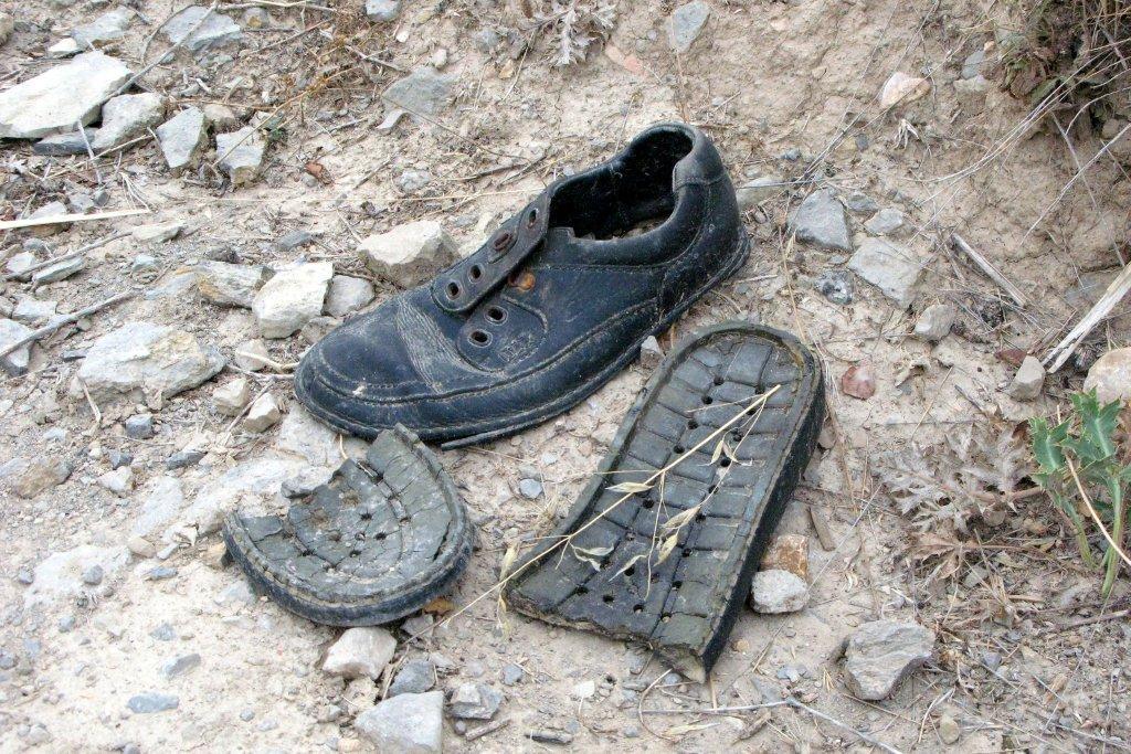 Valentin Steblovnik_Na dolgi poti tudi čevlji omagajo