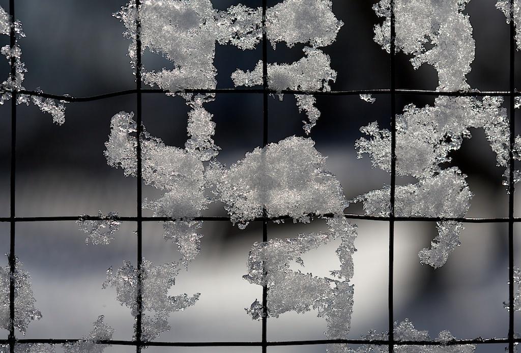Robert Gajšek_Tkanje snega
