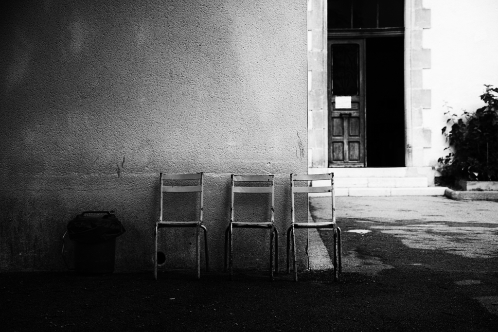 Sonja Buhvald_Dvorišče