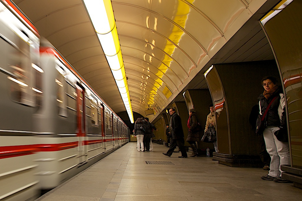 Robert Gajšek_Metro