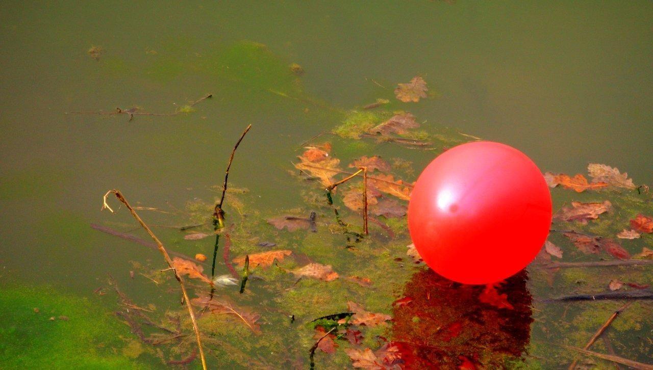 Valentin Steblovnik_Izgubljeni balon