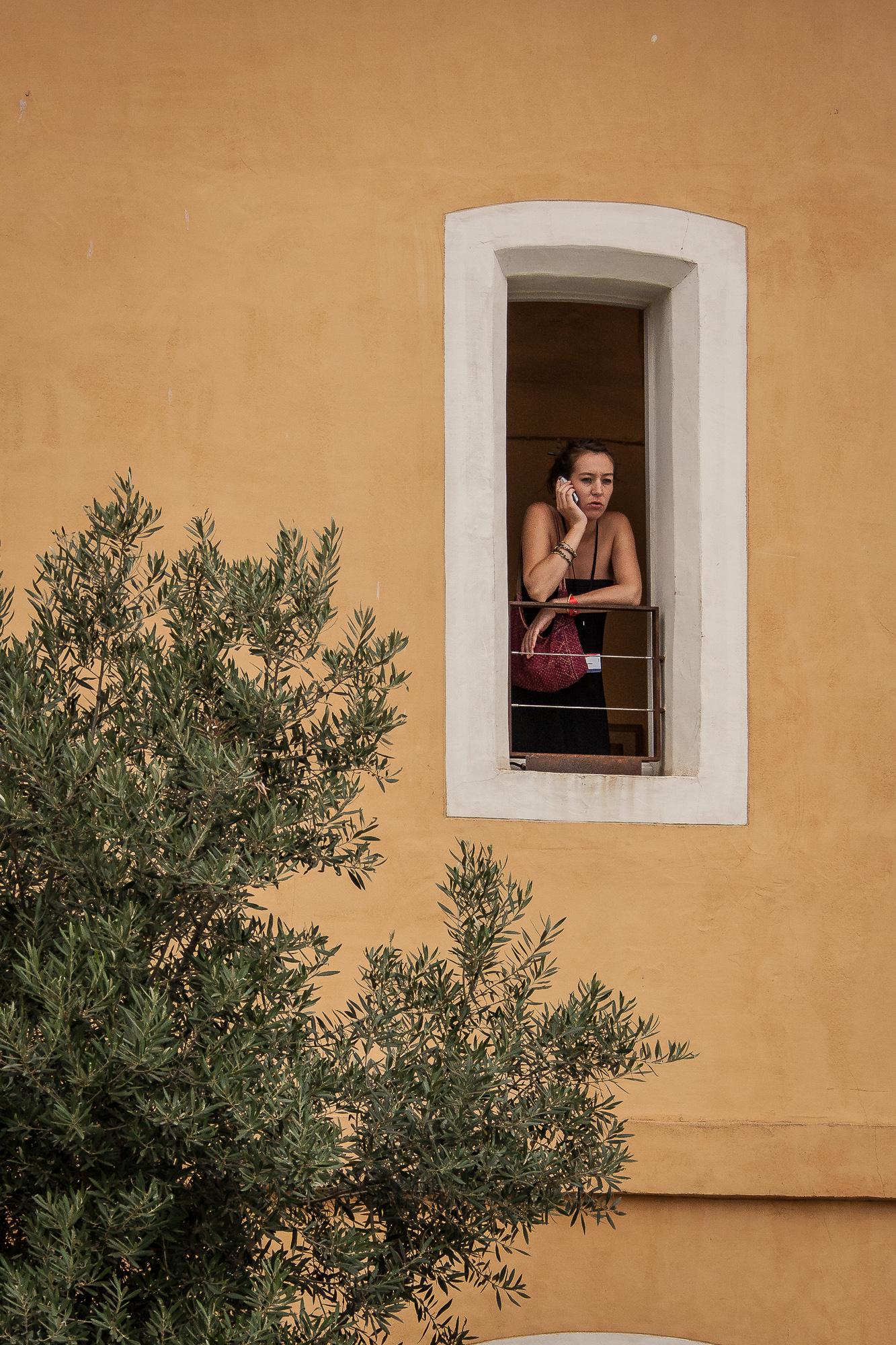 Tomaž Velechovsky_Above olive tree