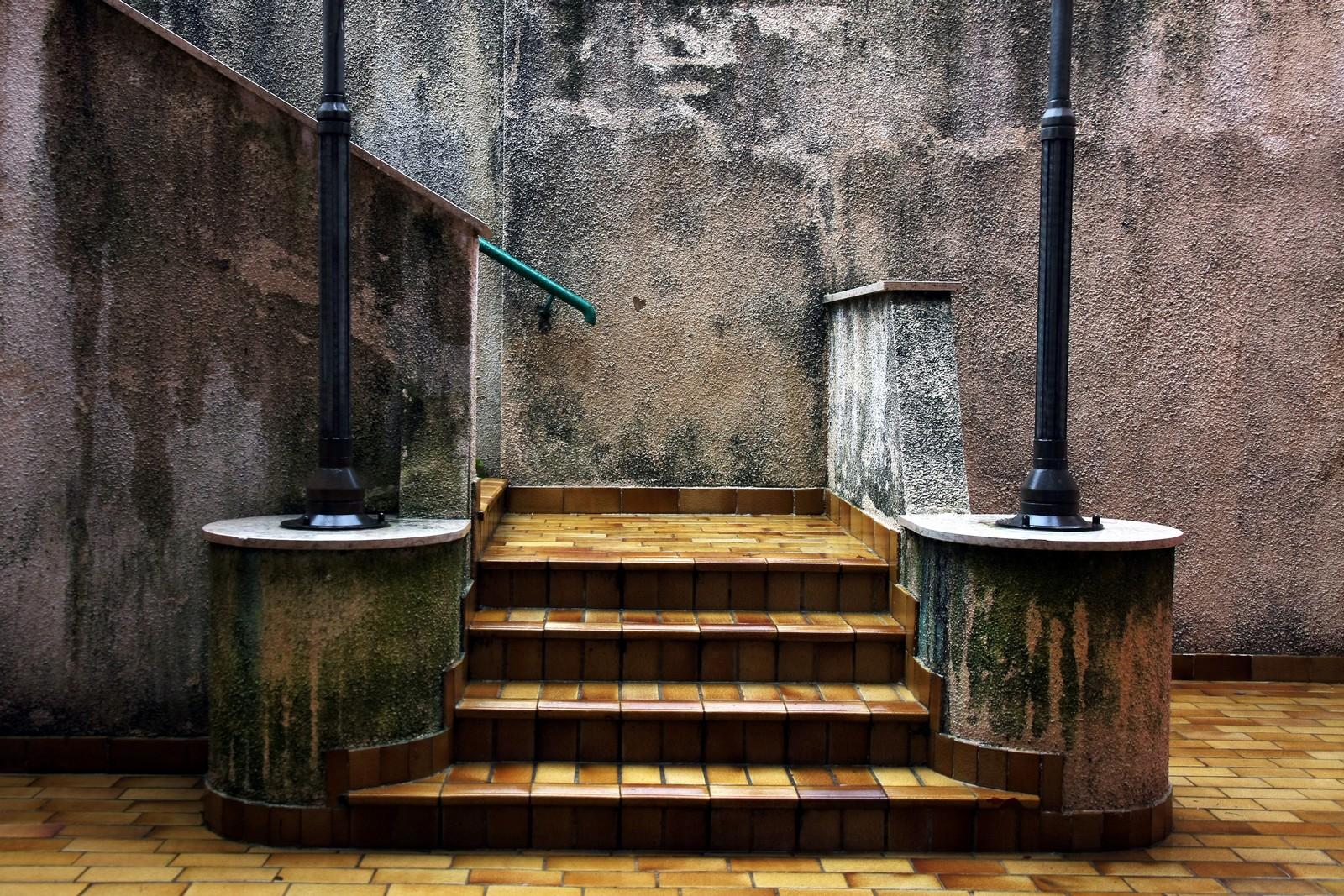 Vanja Tajnšek_Rumene stopnice