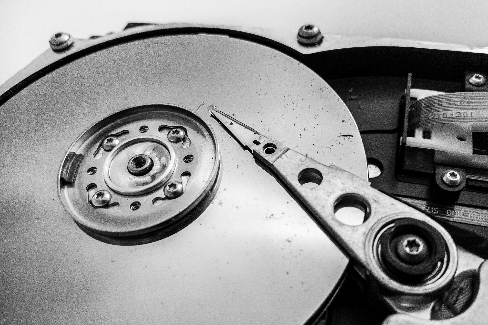 Domen Kolsek_Hard drive