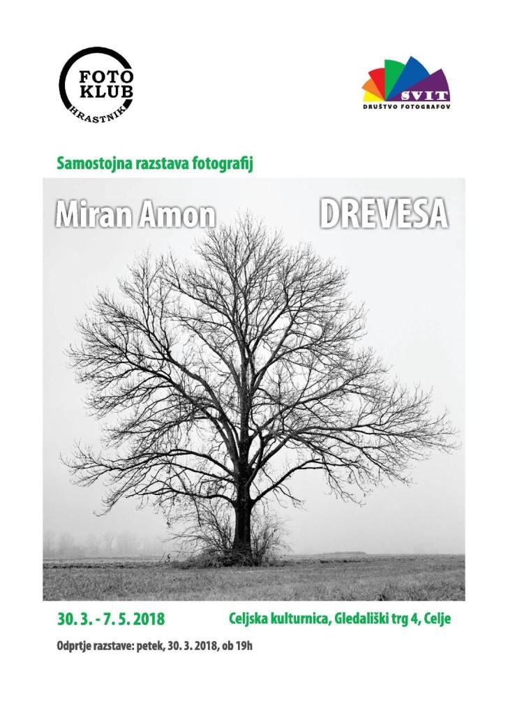 MIRAN AMON – Drevesa