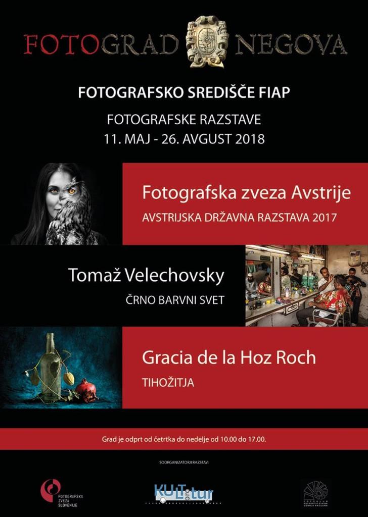 Tomaž Velechovsky – Črno barvni svet
