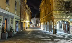 Mija Koprivc_Staro mestno jedro Celja