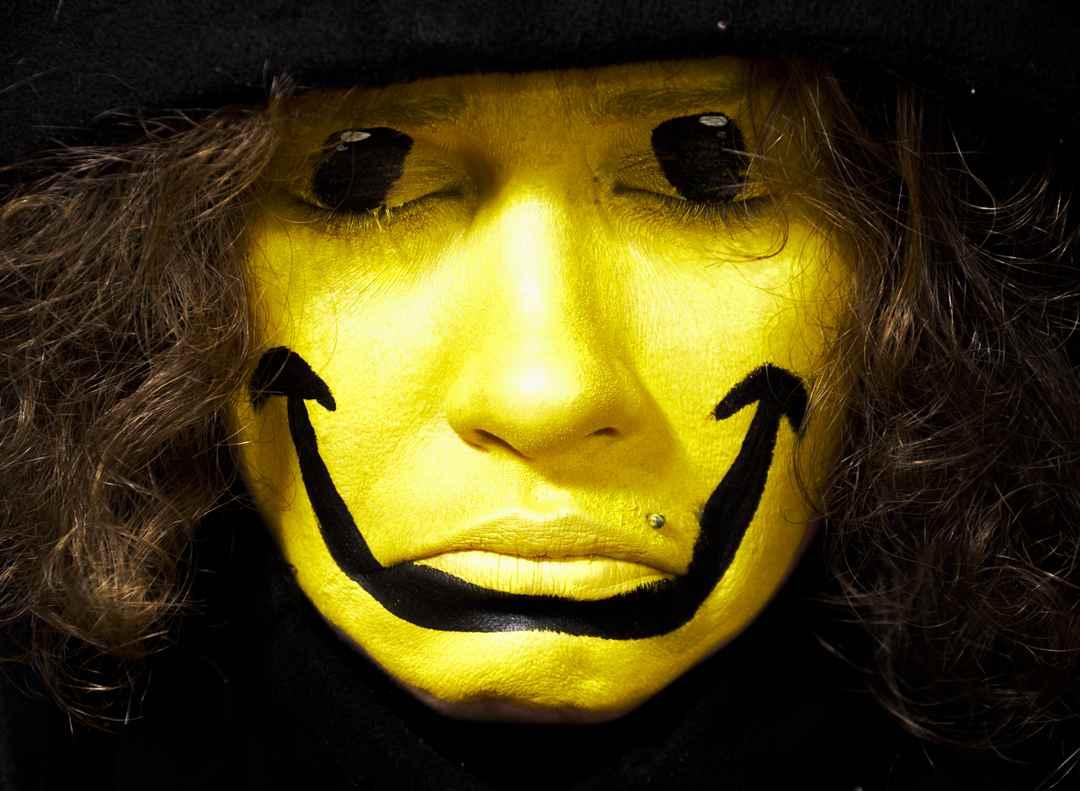 Anina Lidija Polajžer: Maska