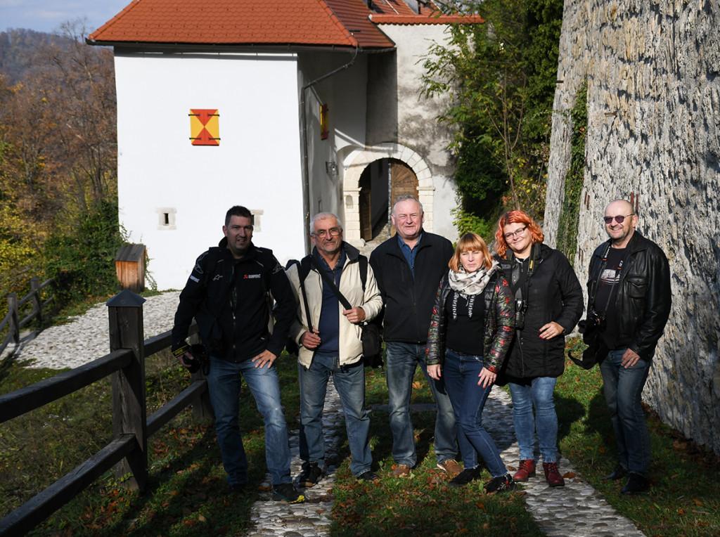 Obiskali smo grad Podsreda