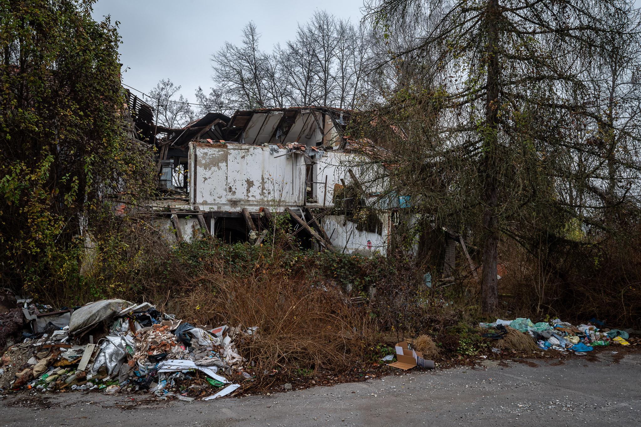 Zdenko Podlesnik: Depresija na Petričku