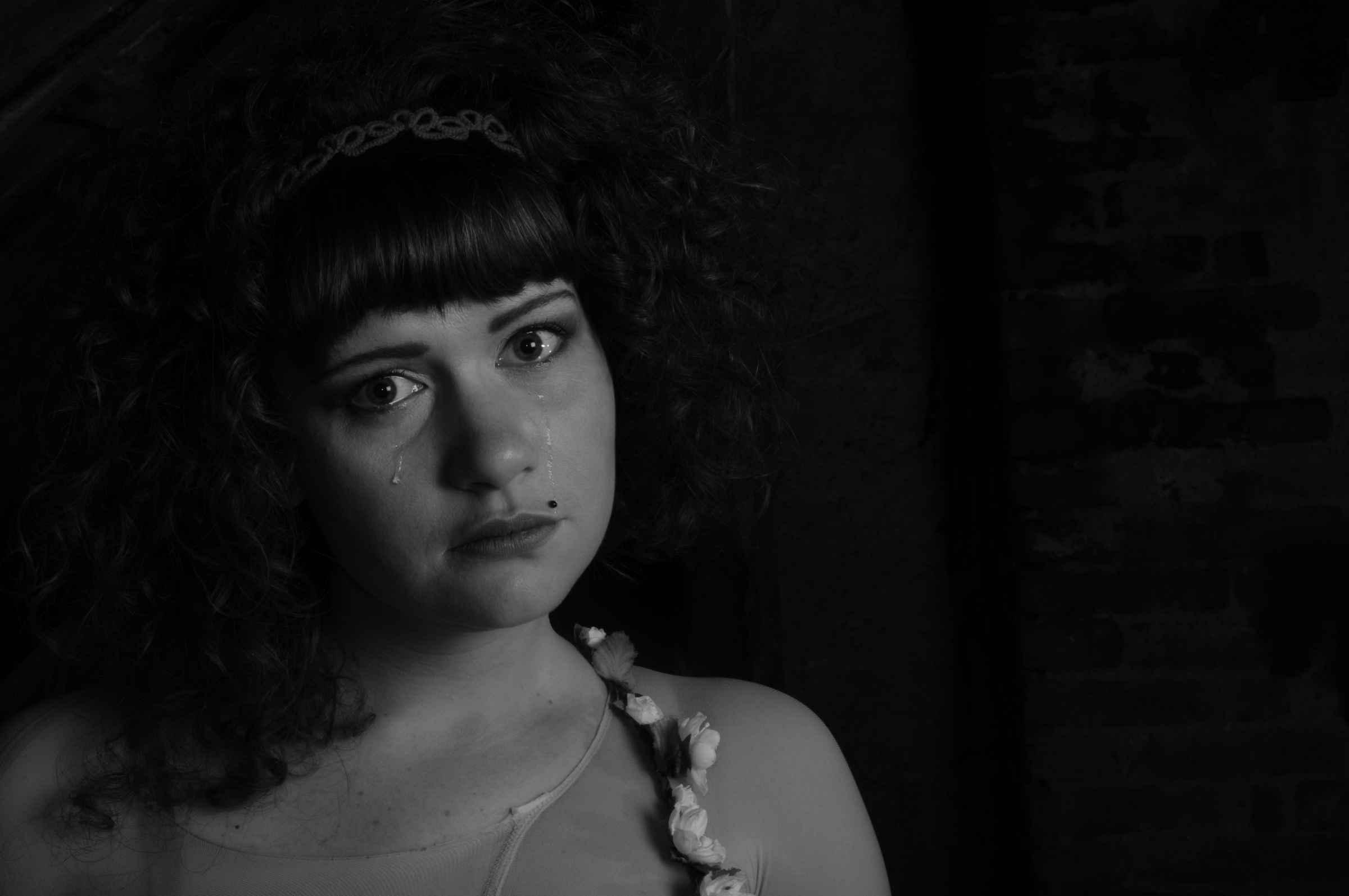 Lidija Polajžer: Its ok to cry