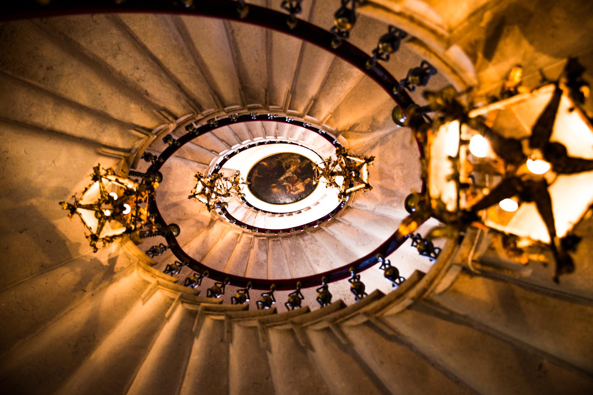Tadej Rampre: Spirala