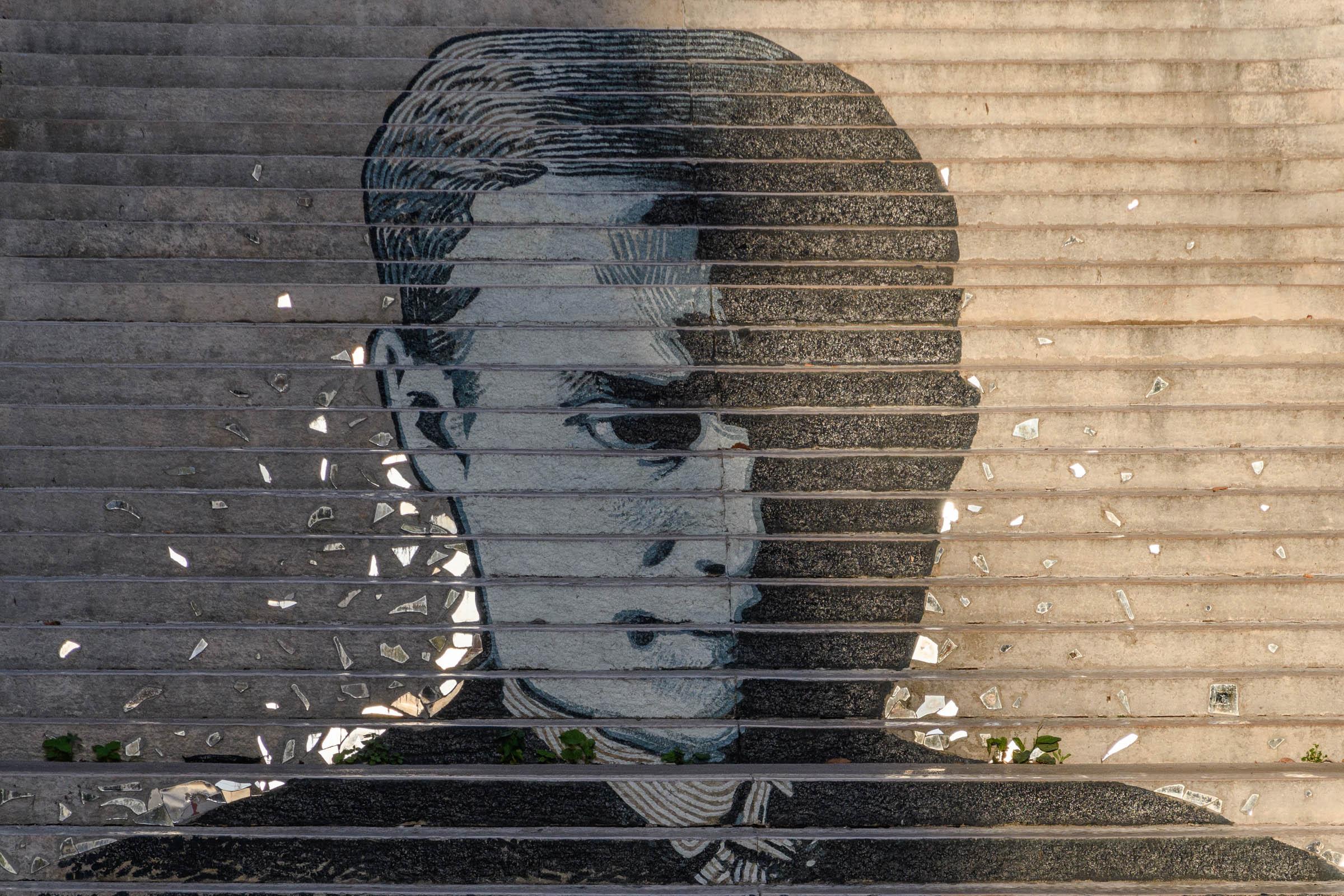 Vid Sajko: Grafit stopnice