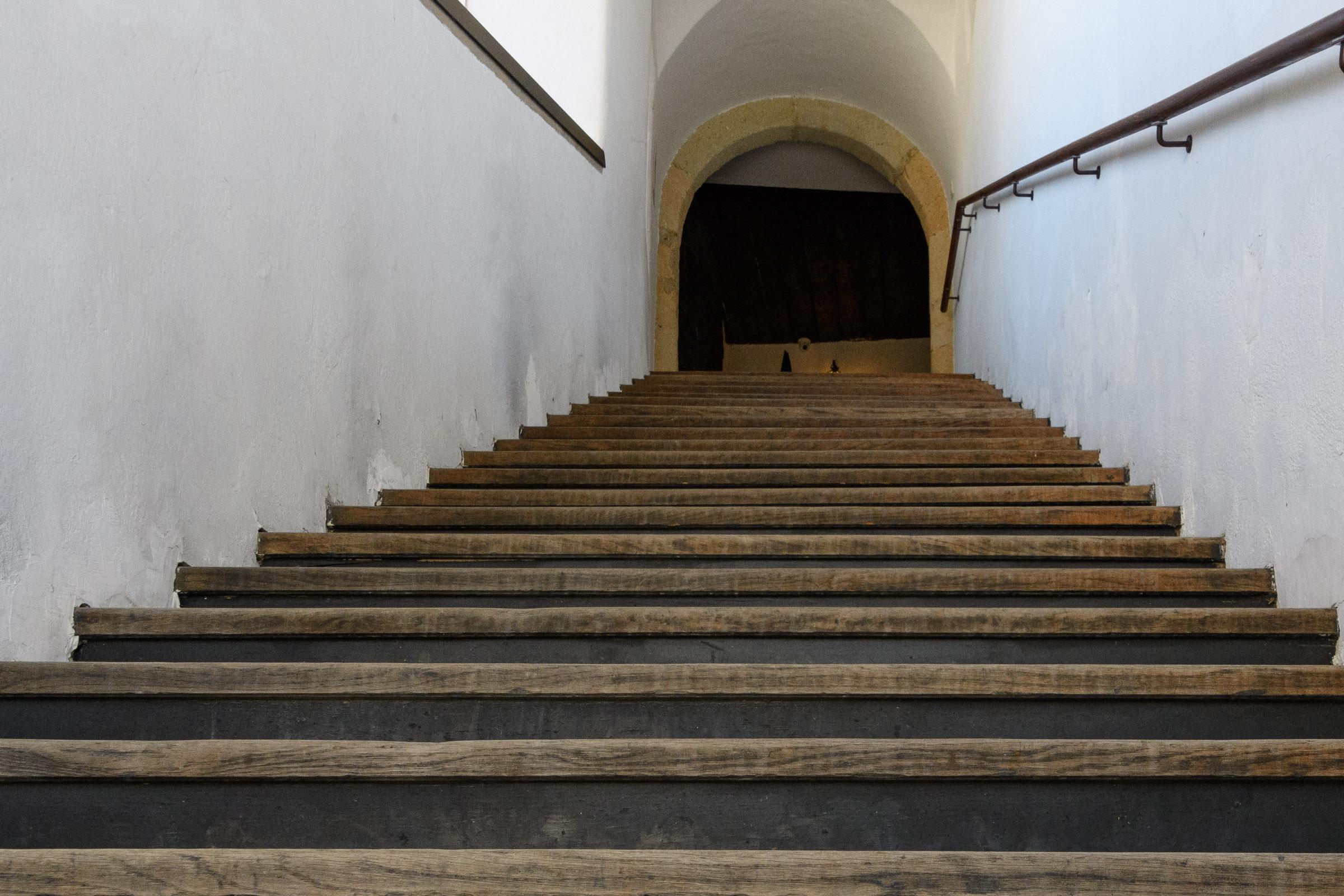 Vid Sajko: Grajske stopnice