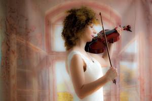 Violinistka_Hedvika Gumilar
