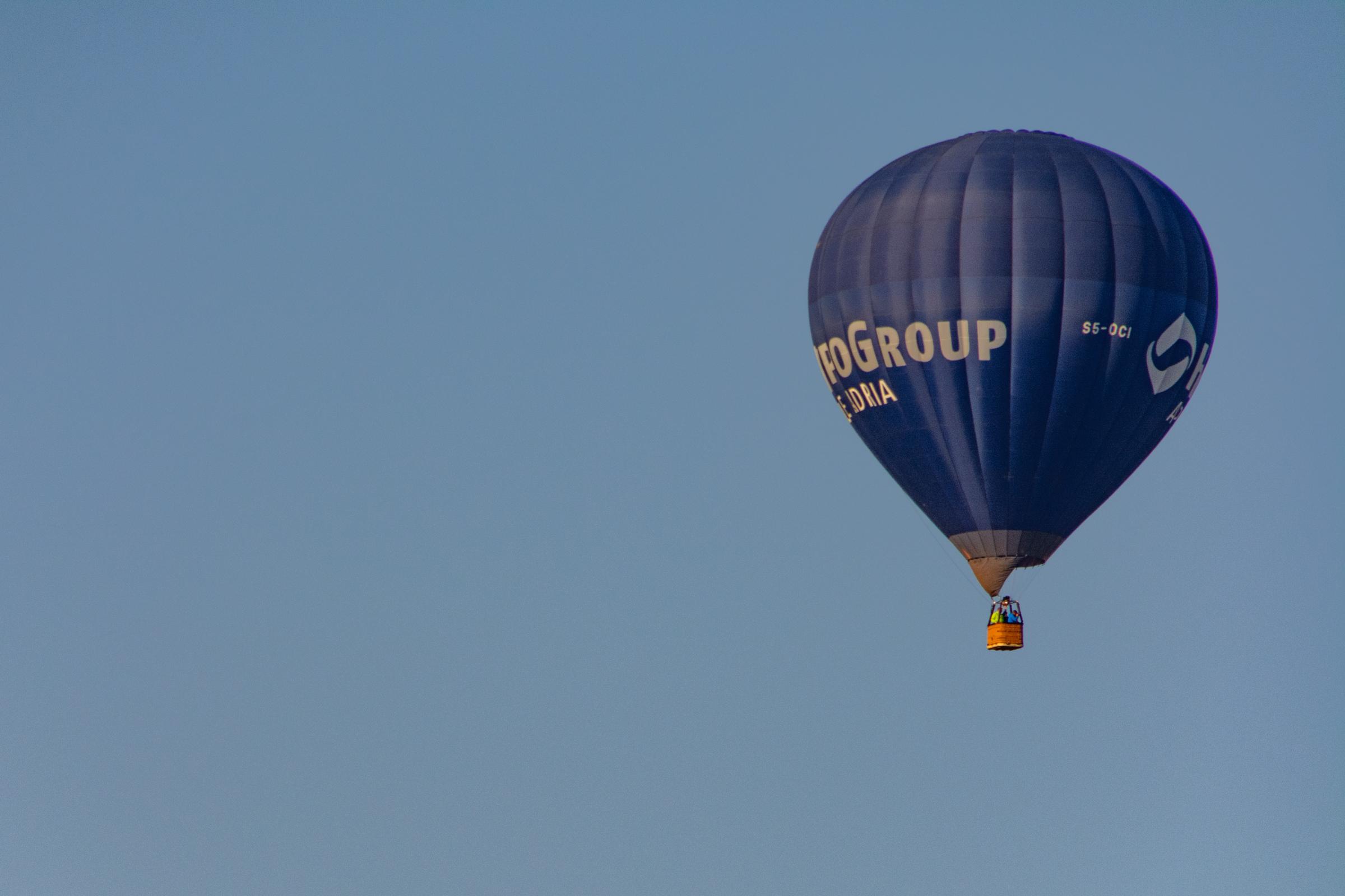 Vid Sajko: Balon