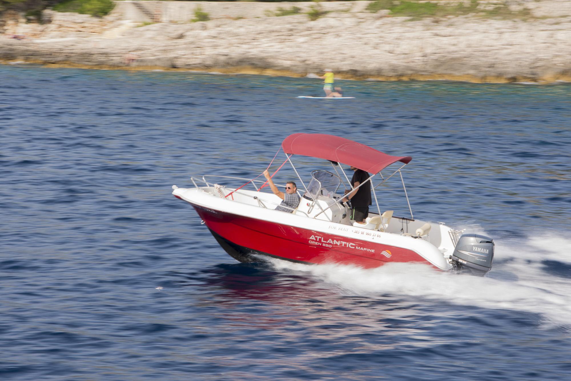 Igor Kastelic: Panning čolna