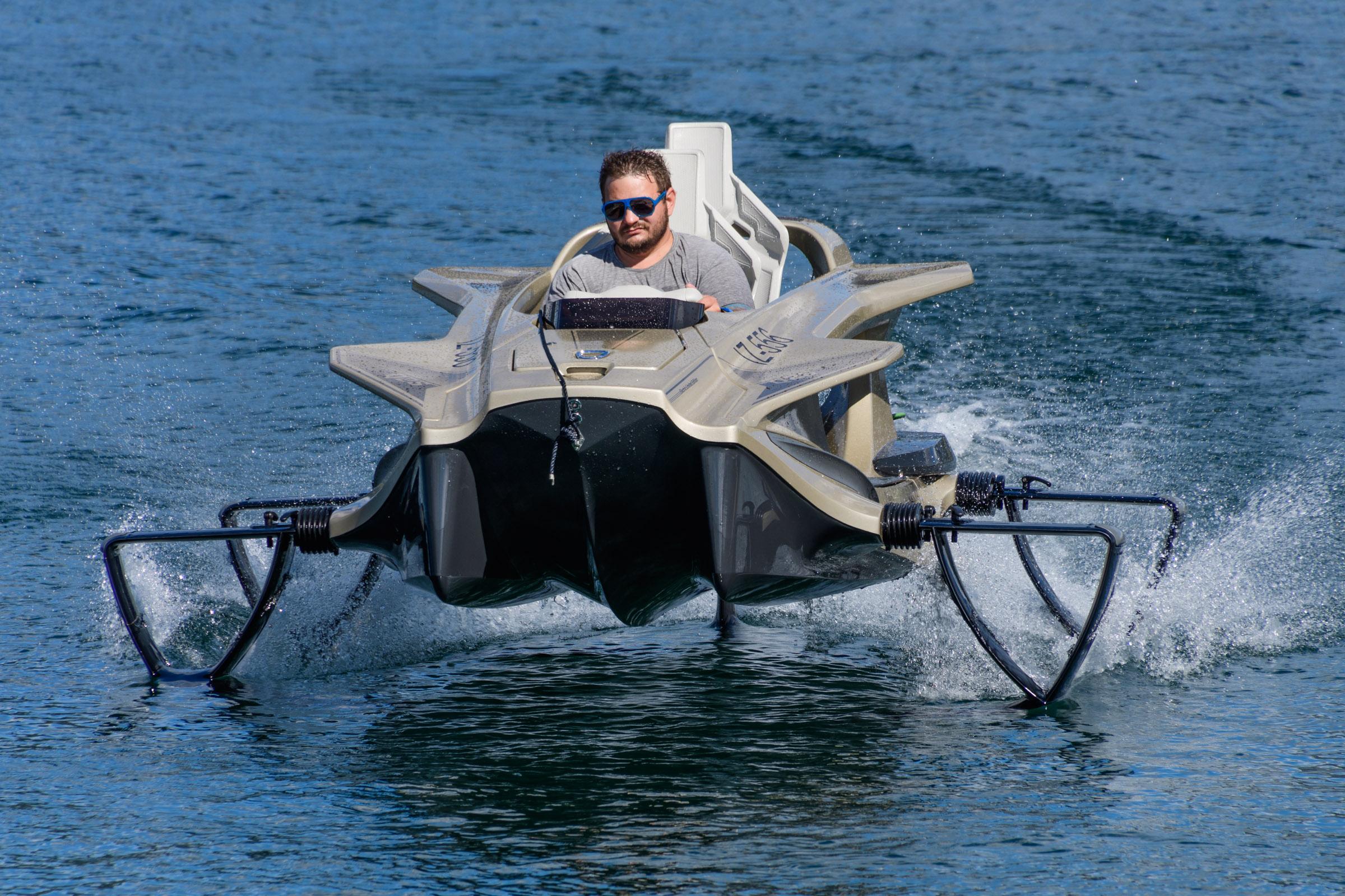 Vid Sajko: Električni čoln