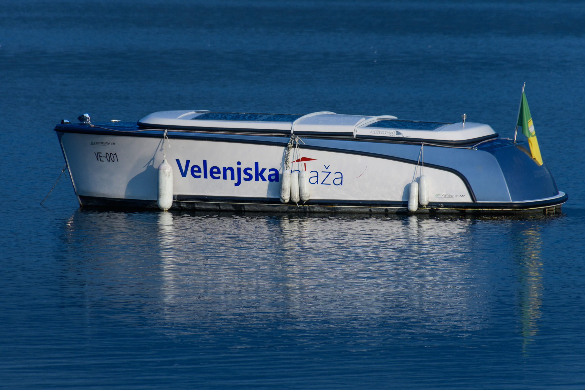 Vid Sajko: Prvi in edini registriran velenjski čoln