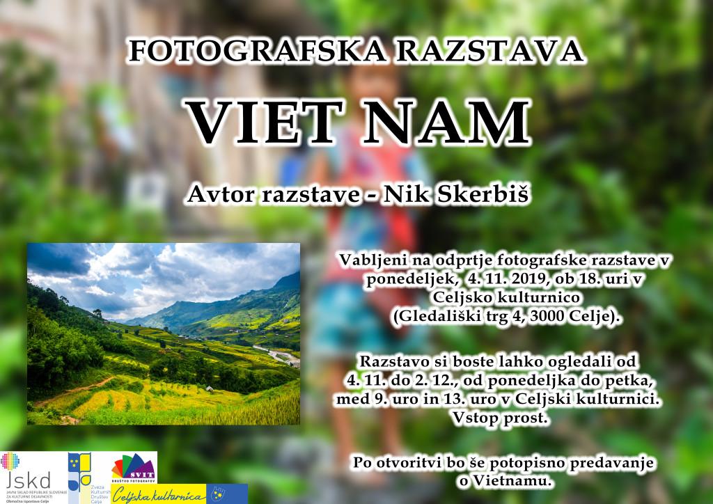 VIET NAM – Nik Skerbiš