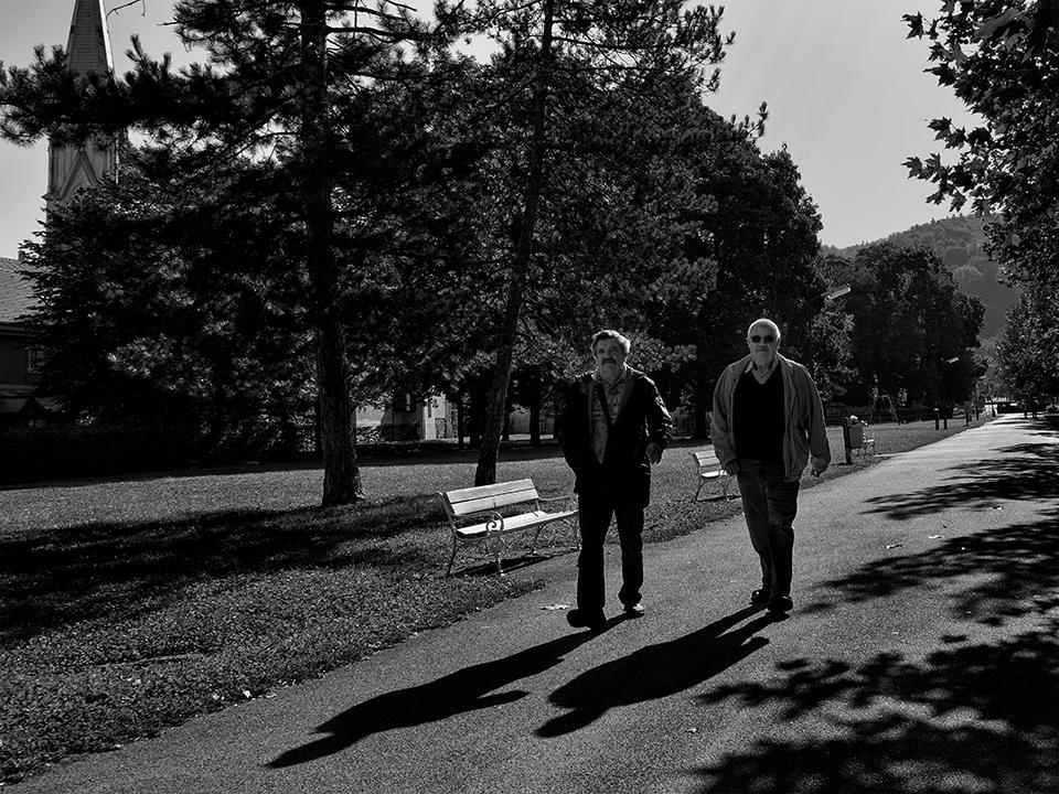 Nenad Popovič: Jesen v parku