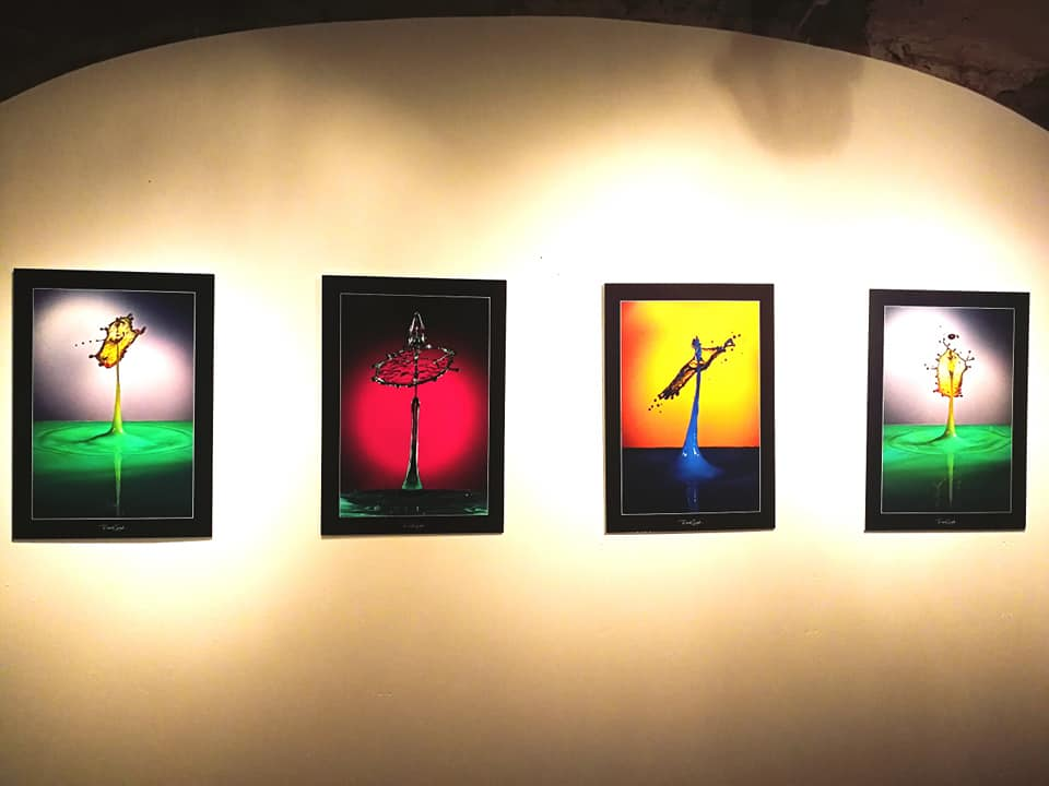 Bili smo na odprtju razstave Roberta Gajška