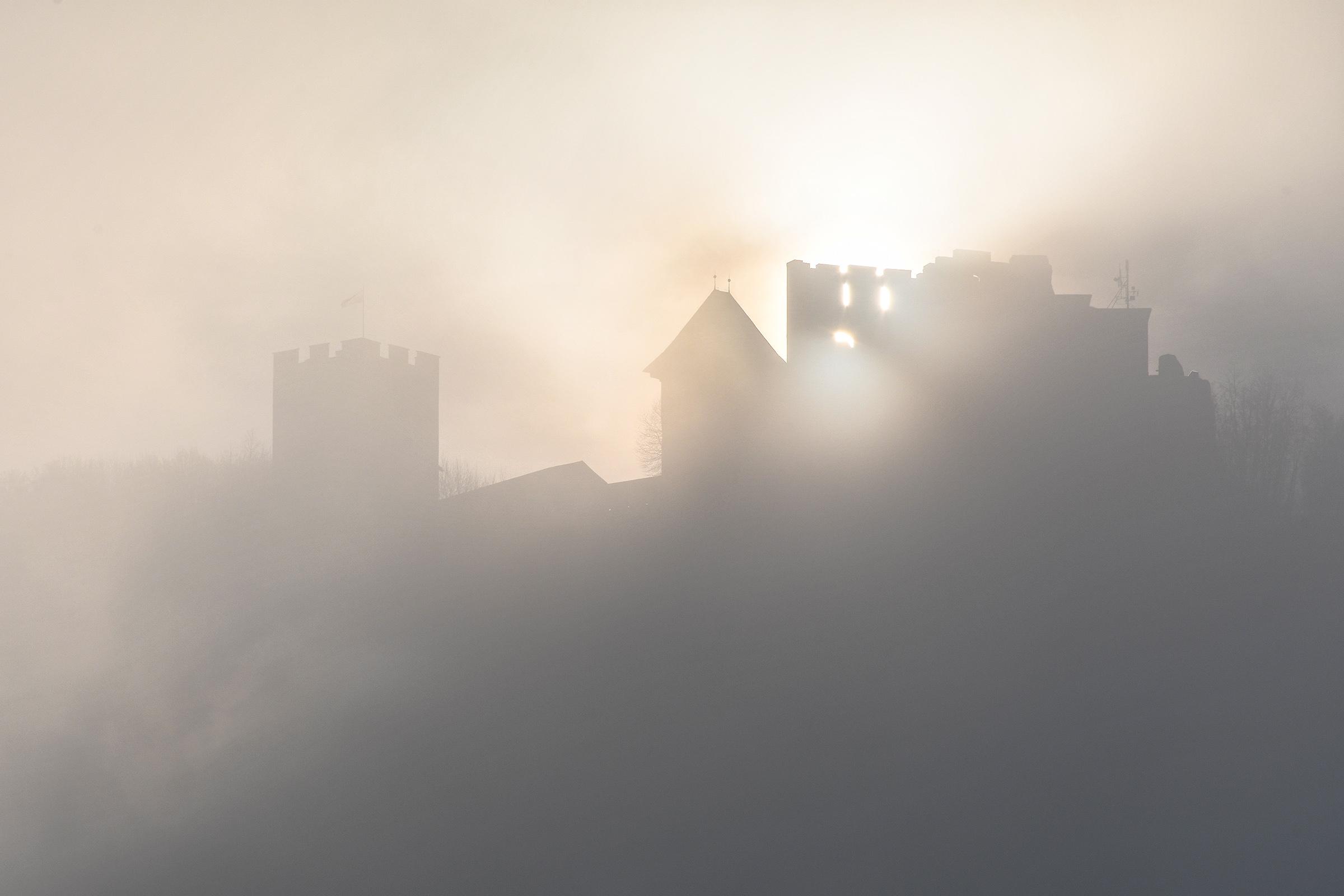 Mija Koprivc: Stari grad