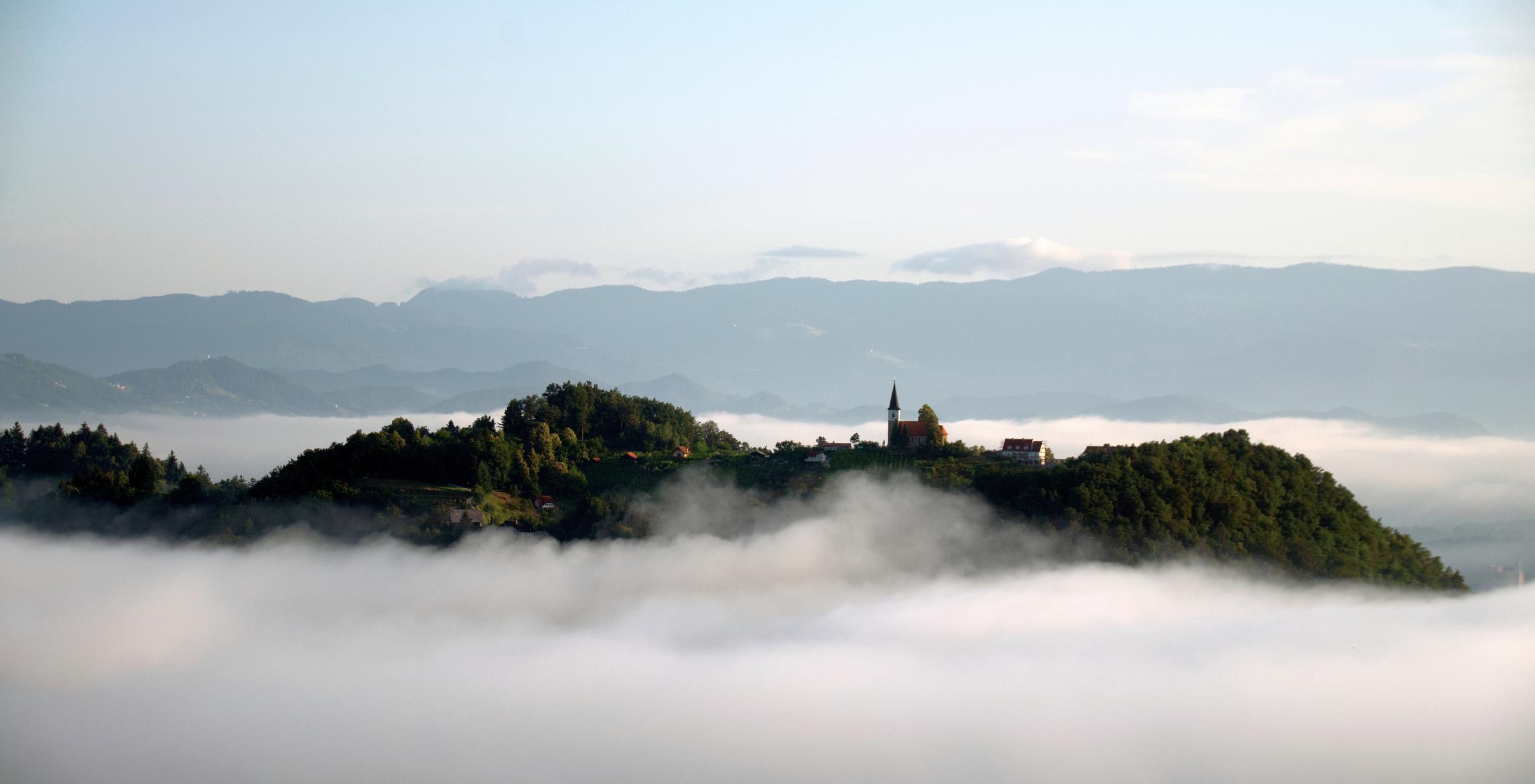 Petar Ribarić: Miklavški hrib