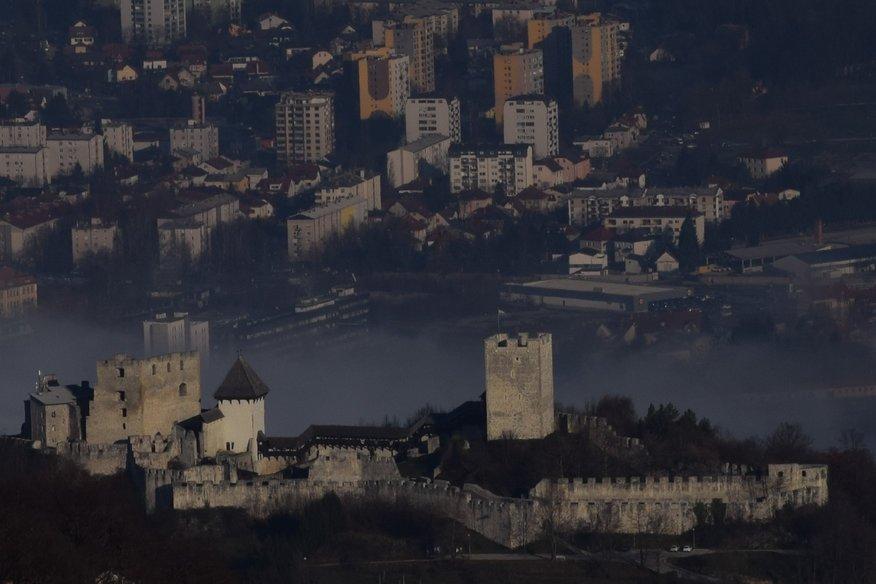 Štefi Videčnik: Knežje mesto se prebuja