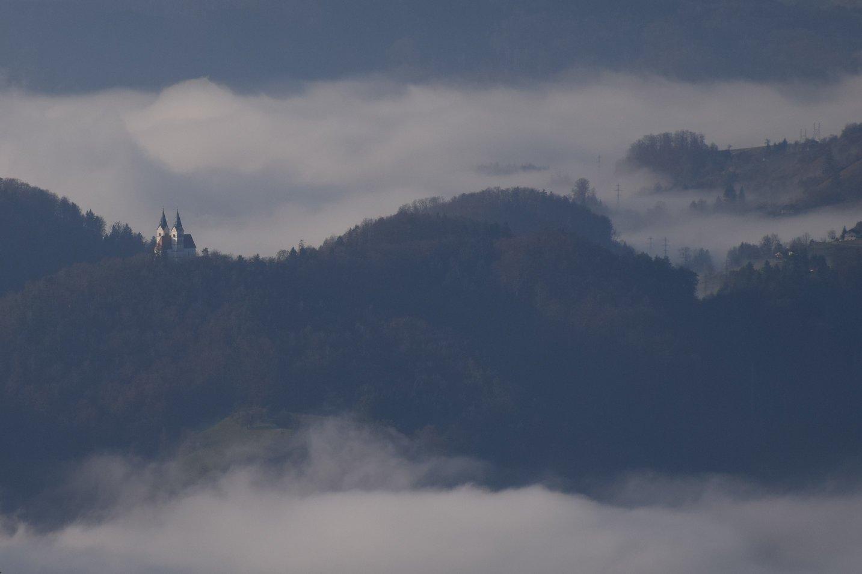Štefi Videčnik: Razgled s Tolstega vrha
