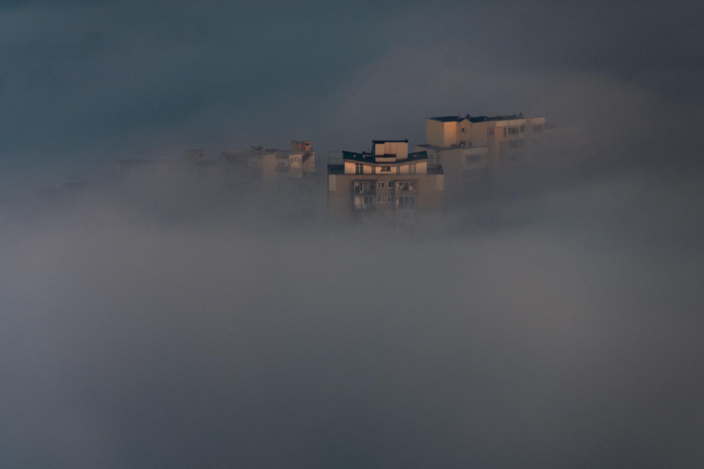 Vid Sajko: Huda megla nad Velenjem