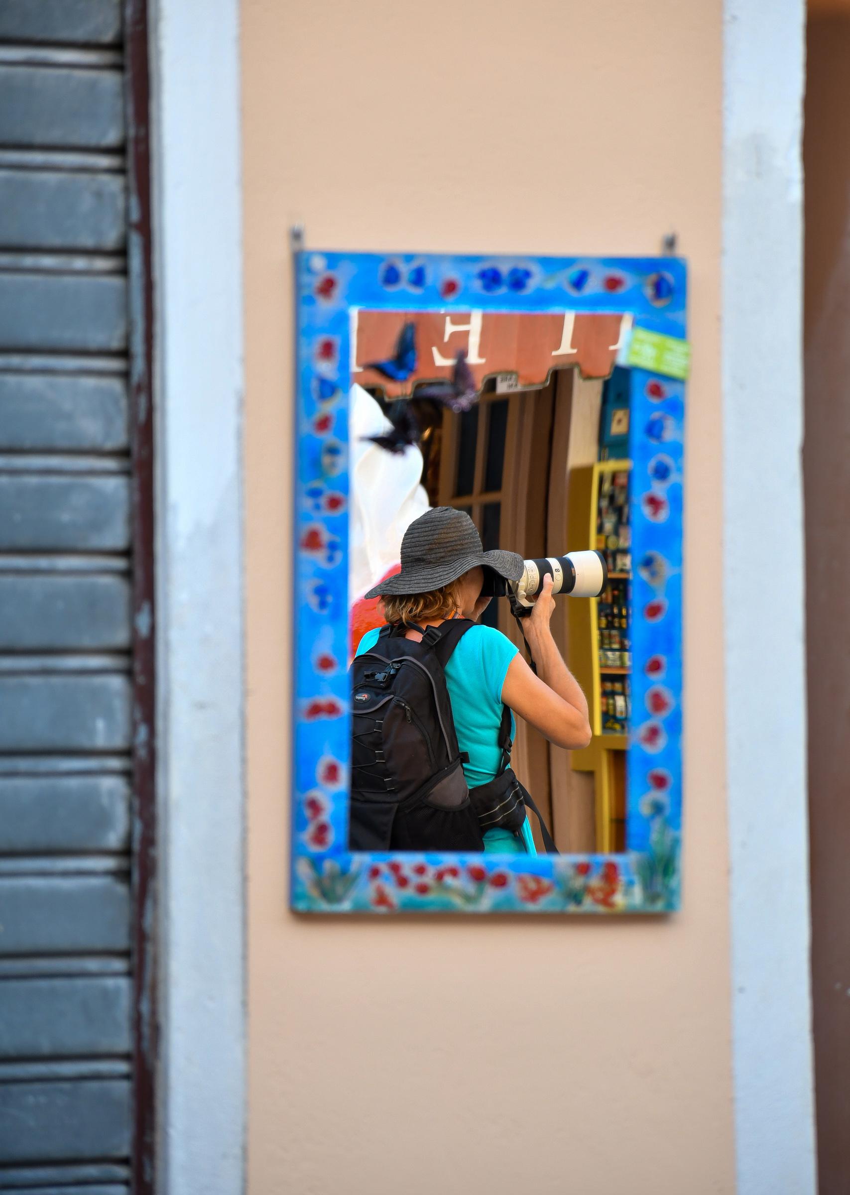 Mija Koprivc - Zrcalce na steni povej