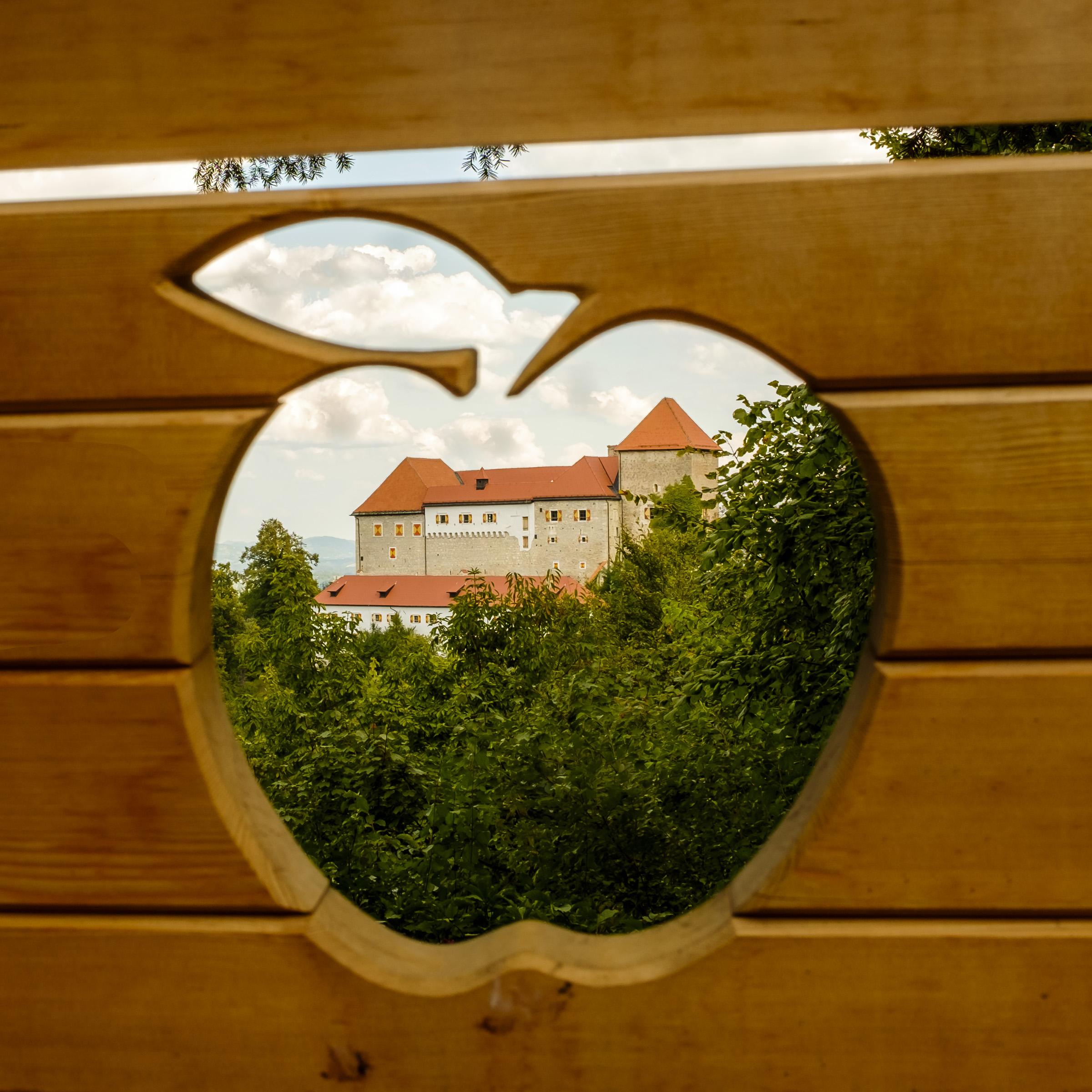 Igor Kastelic - Grad v jabki