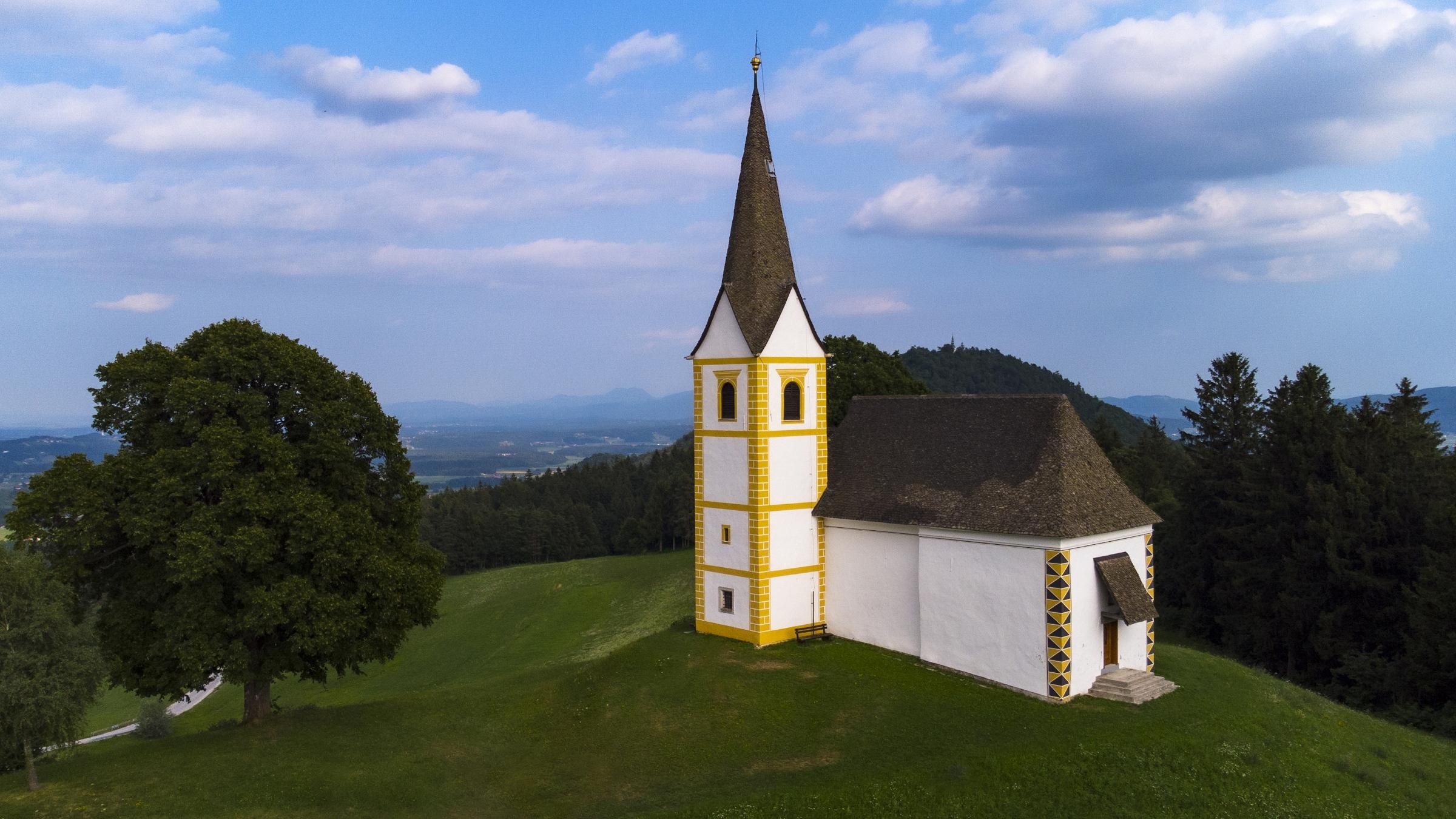 Mitja Korošec - Cerkev sv. Martina